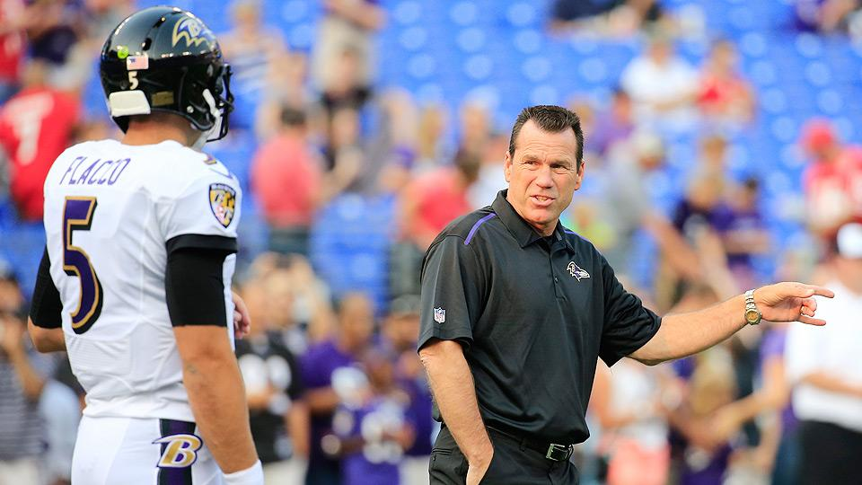 Hiring of Gary Kubiak already paying dividends for Ravens offense