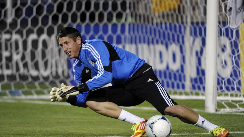 Earthquakes goalkeeper David Bingham loaned to Strømmen