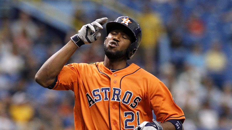 Astros' Dexter Fowler to be activated from DL Wednesday