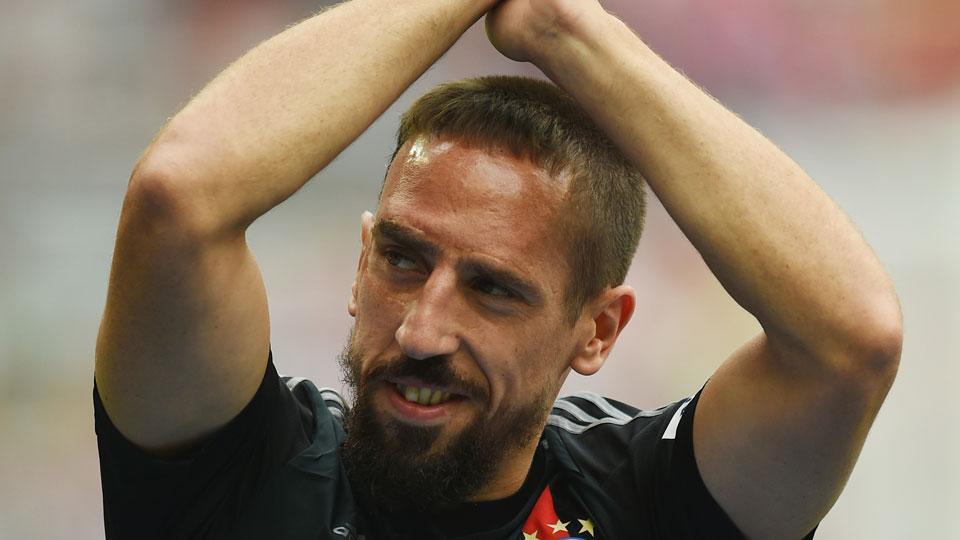 France's Franck Ribery retires from international play