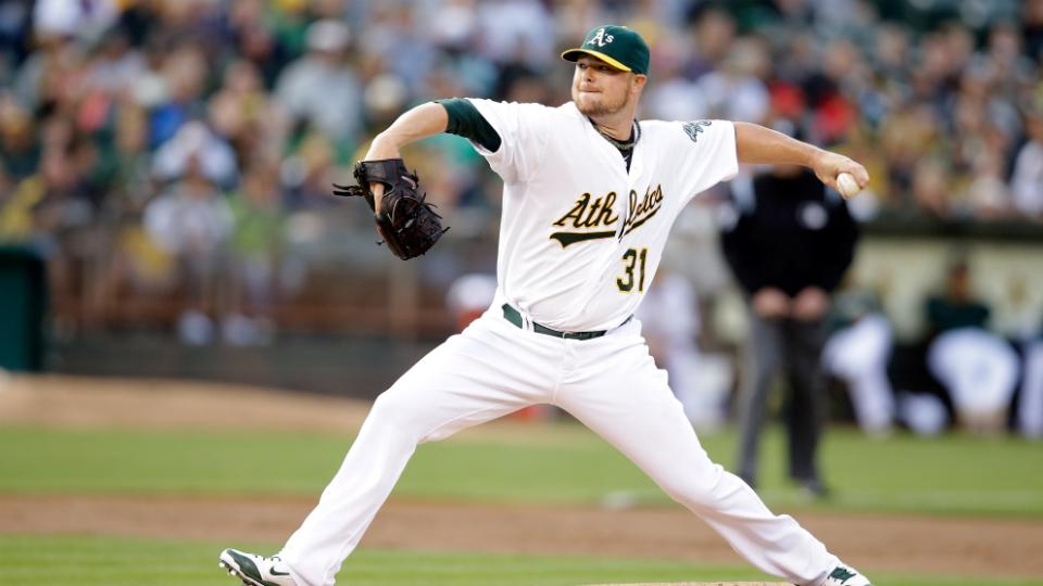 Athletics pitcher Jon Lester: 'I'm not going to the highest bidder'