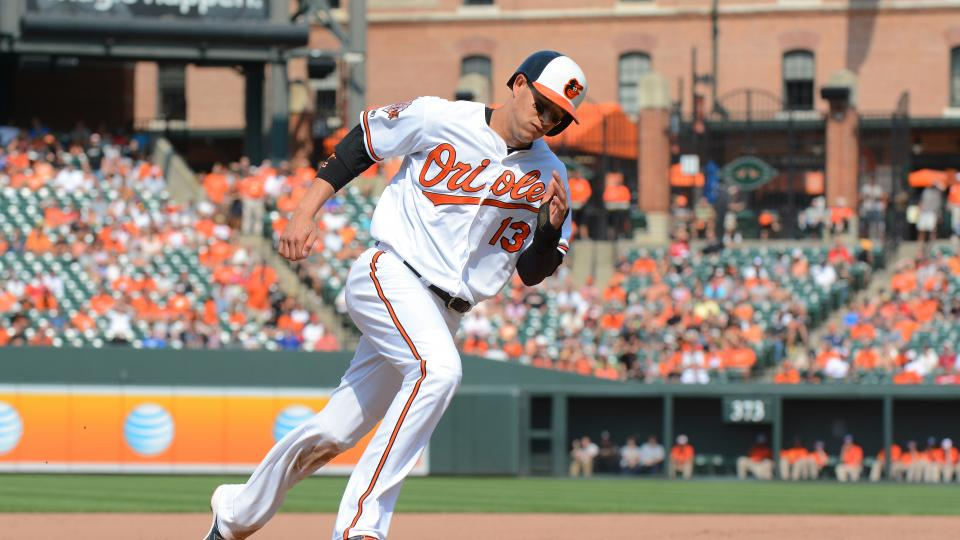 Baltimore Orioles place Manny Machado on 15-day DL