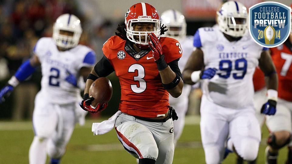 Top 25 college football team preview: No. 12 Georgia Bulldogs