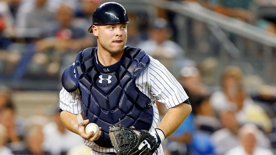 Yankees catcher Brian McCann expected to return Saturday