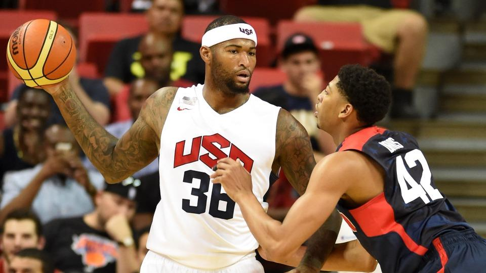 MRI reveals no structural damage in DeMarcus Cousins' right knee