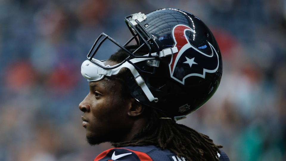 Texans' DeAndre Hopkins a big fan of Falcons receivers