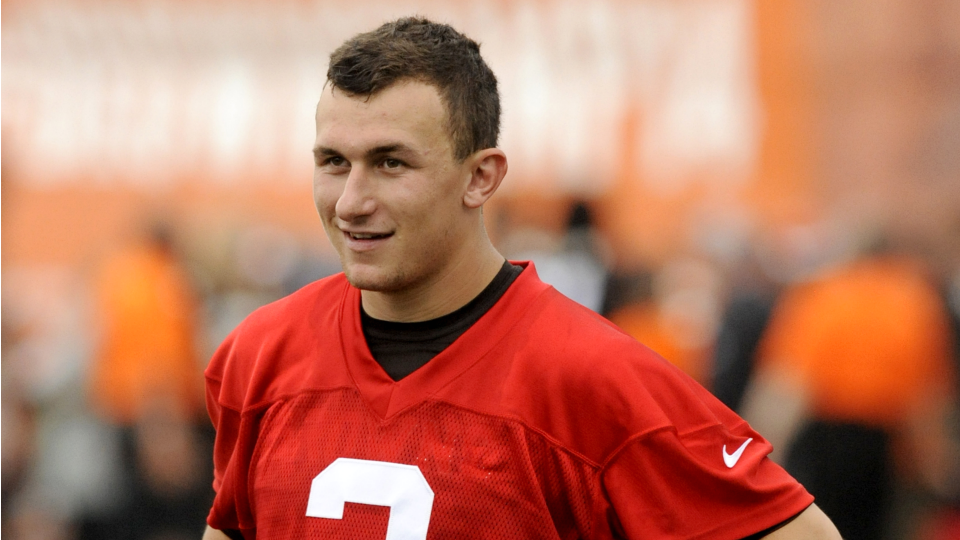 Report: Johnny Manziel was late to team meeting