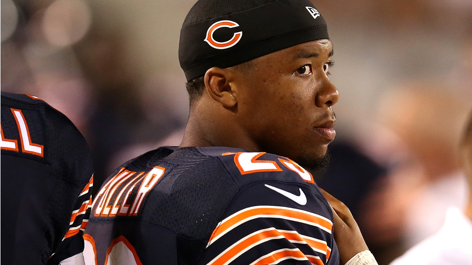 Report: X-rays negative on Bears CB Kyle Fuller's ankle