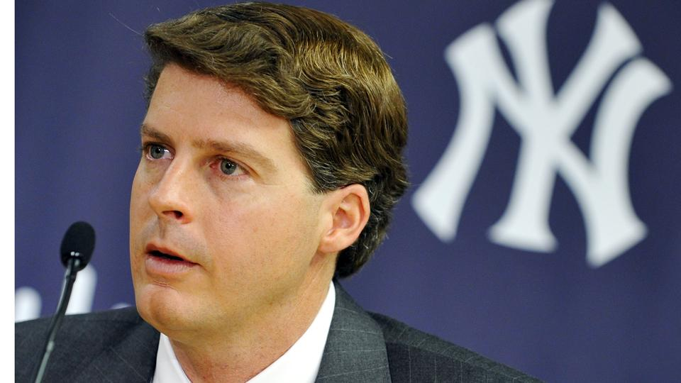 Yankees owner Hal Steinbrenner says team's offense has to 'step it up'