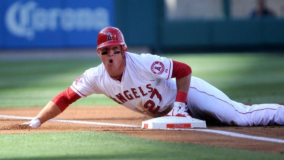 Google preemptively named Angels' Mike Trout 2014 AL MVP