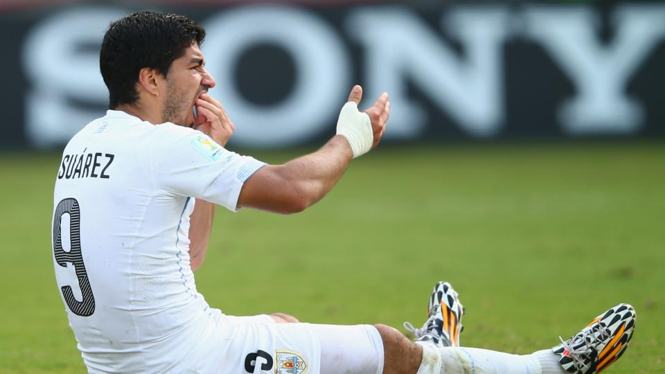 Luis Suarez's four-month suspension for bite upheld