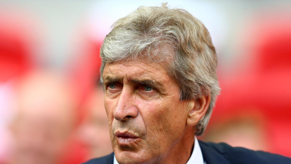 Manchester City's Manuel Pellegrini defends lack of English players