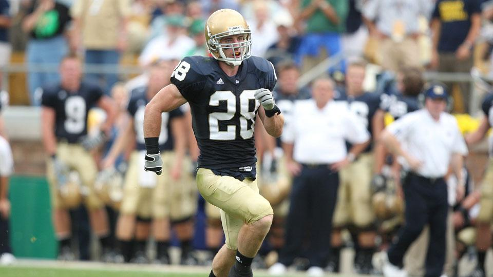 Notre Dame grad assistant Kyle McCarthy to take leave of absence