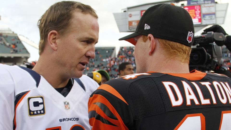 Bill Polian says he would still be with Colts if he drafted Andy Dalton