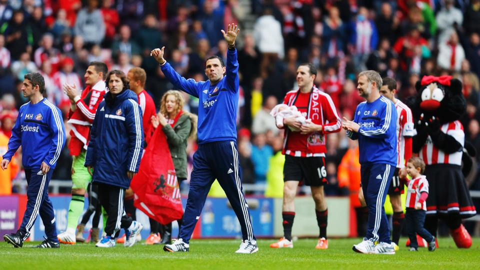 Sunderland manager Gus Poyet worked wonders in keeping the Black Cats in the Premier League last season. Will they be improved in the new campaign?