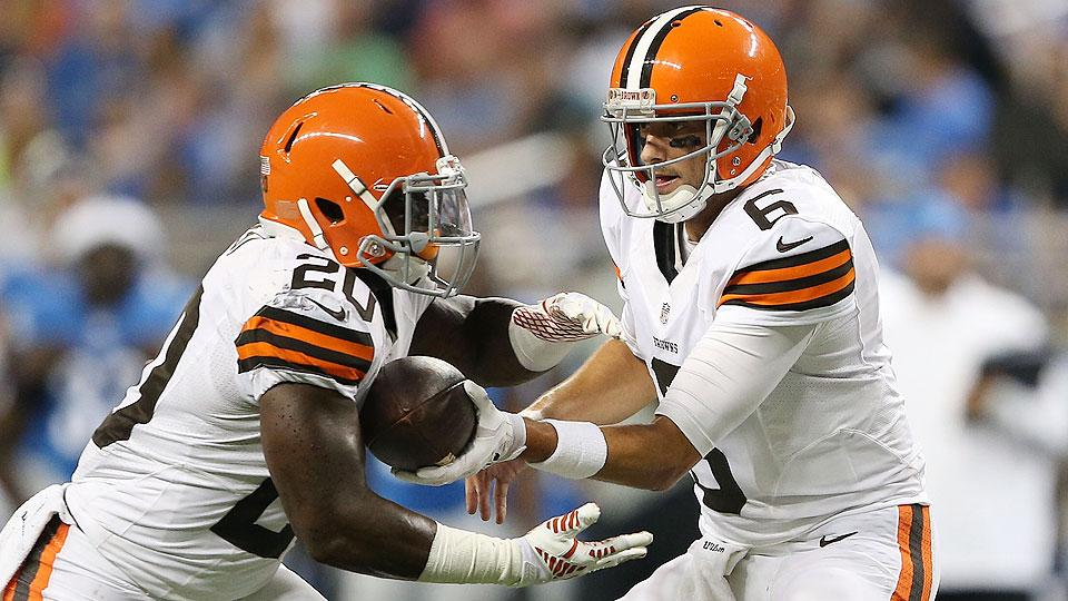 Snap Judgments: The case for Brian Hoyer and other thoughts from camp