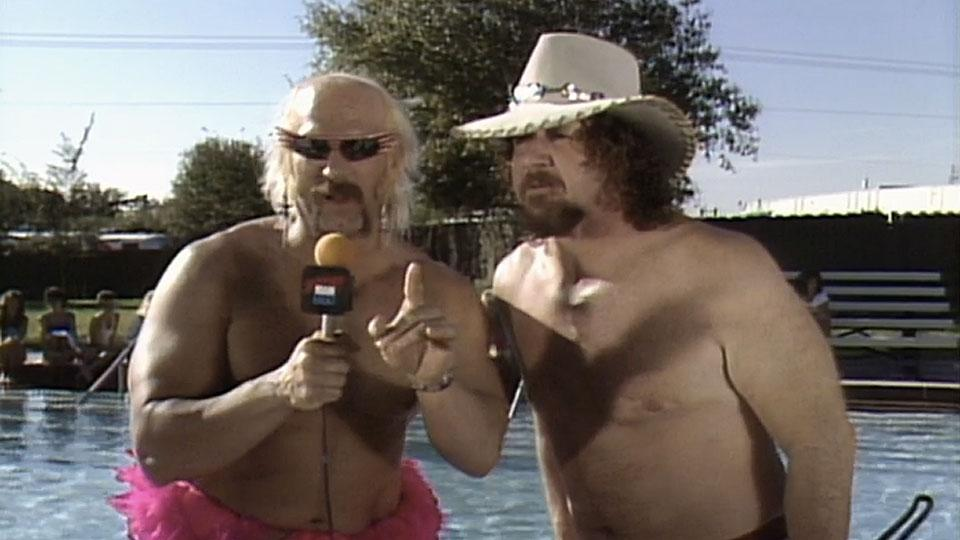 Twenty years ago, pro wrestler Terry Funk called out Sports Illustrated
