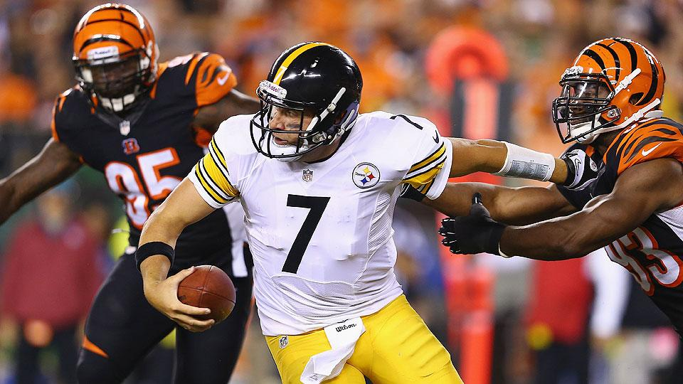 AFC North preview: Consistency at QB could decide a deep division