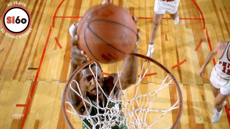 The Ring Leader: Bill Russell helped the Celtics rule their sport like no team ever has