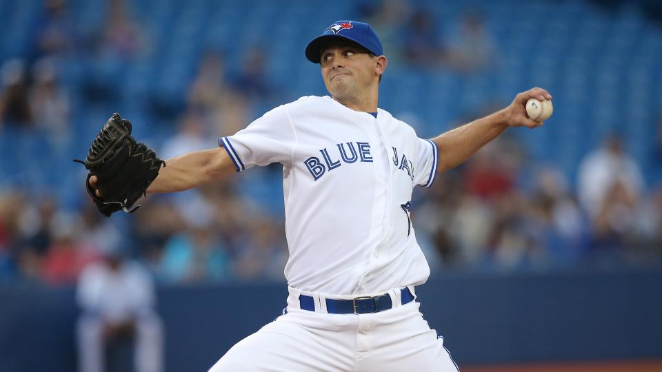 Pitcher Brad Mills accepts Toronto Blue Jays' minor league assignment