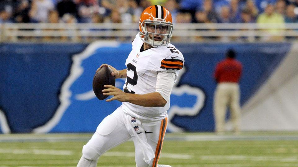 Mike Pettine says Johnny Manziel can still win Browns quarterback job