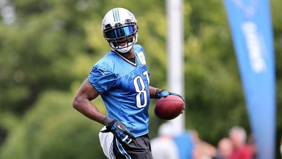 Lions wide receiver Calvin Johnson to make preseason debut
