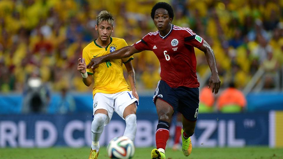 Aston Villa signs midfielder Carlos Sanchez to four-year deal