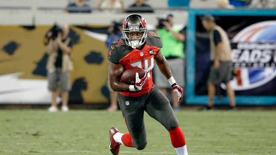 Bucs rookie running back Sims to undergo surgery, miss 12-14 weeks