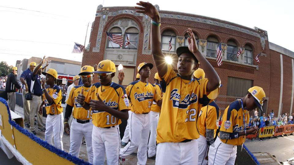 Chicago's LLWS team got better TV ratings than both MLB teams