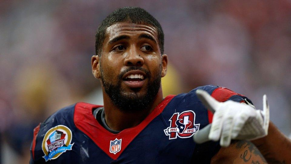 Texans' Arian Foster says he always pees in the hot tub