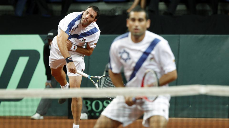 Argentina-Israel Davis Cup tie moved from Tel Aviv to Florida