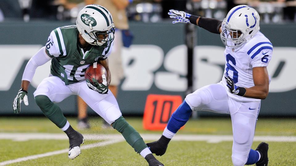 Jets rookie WR Jalen Saunders hospitalized after car accident