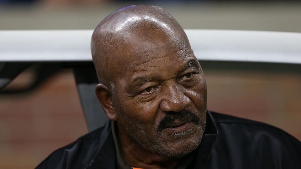Jim Brown on Johnny Manziel: 'I like his type'
