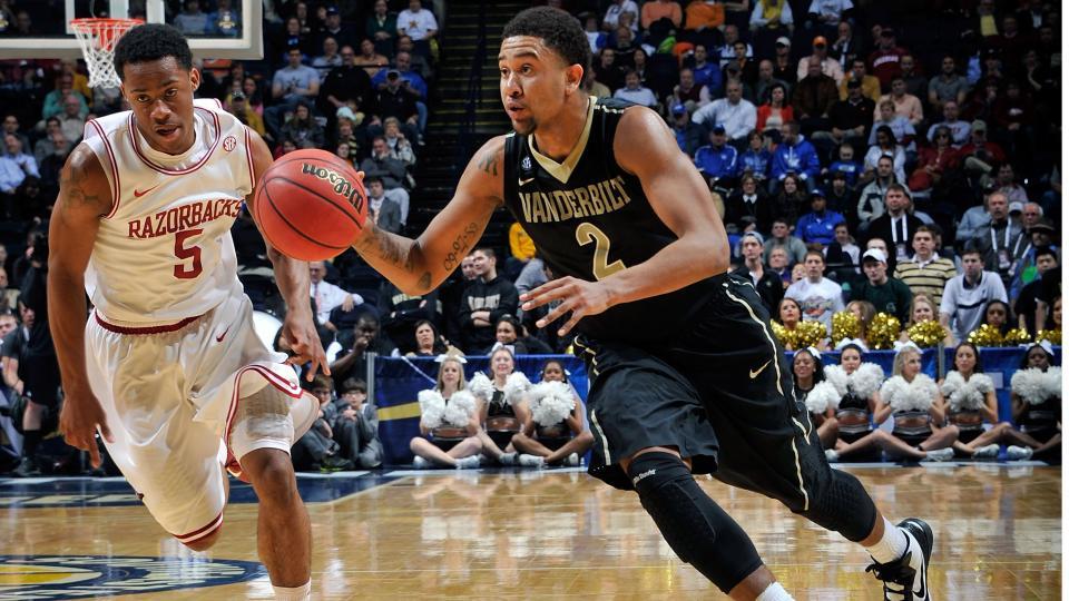 Kedren Johnson, Dai-Jon Parker not allowed to return to Vanderbilt