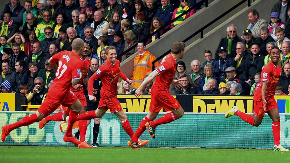 Liverpool will meet Southampton in both teams' opening match of the 2014/15 Premier League season.
