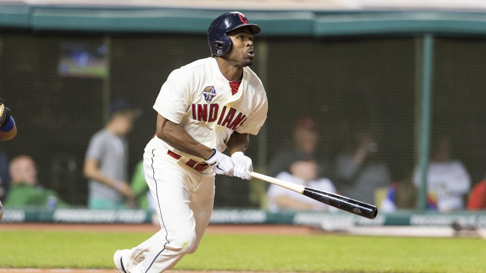 Indians activate outfielder Michael Bourn from disabled list