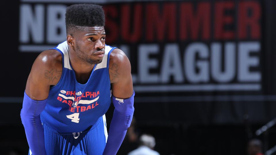 Nerlens Noel: Rajon Rondo was 'biggest helper' during recovery