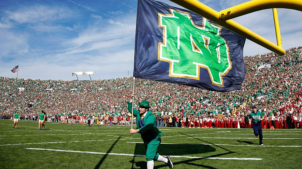 Notre Dame investigating football players as part of academic probe