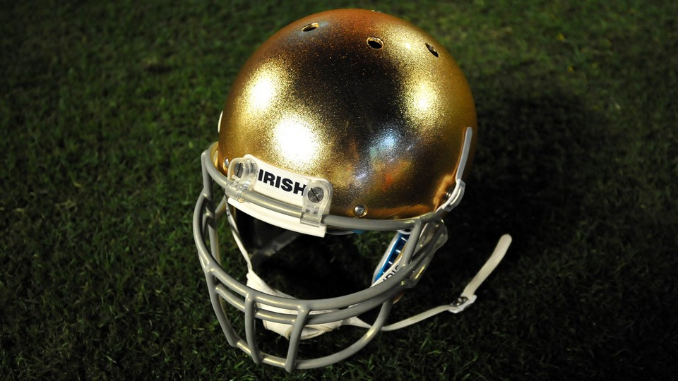 Notre Dame investigating four players for academic misconduct