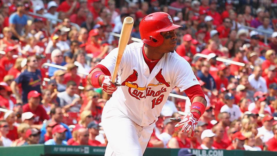 Cardinals manager Mike Matheny: Oscar Taveras 'has a lot to learn'