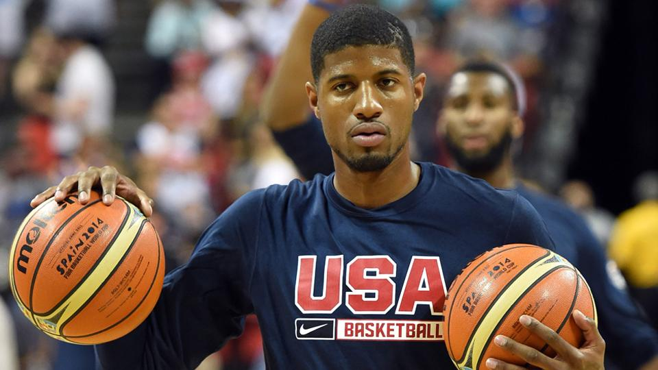 Paul George on timeline for return: 'when the time is right for me'