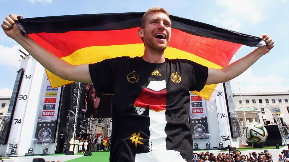 Per Mertesacker retires from German national team