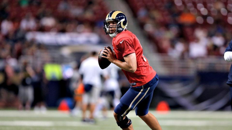 Rams QB Sam Bradford to play a quarter or more vs. Packers