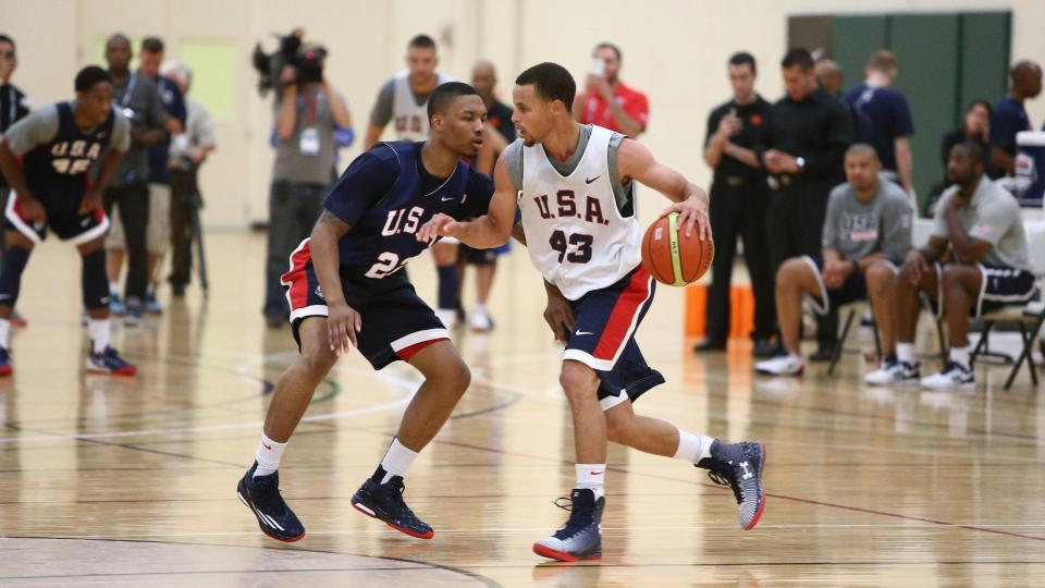Stephen Curry considered leaving Team USA after Paul George's injury