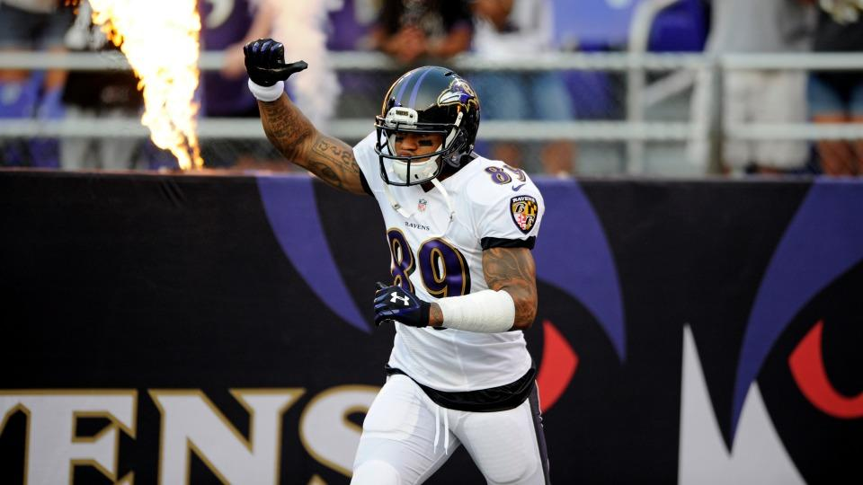 Ravens WR Steve Smith on team mentality: 'We build bullies'