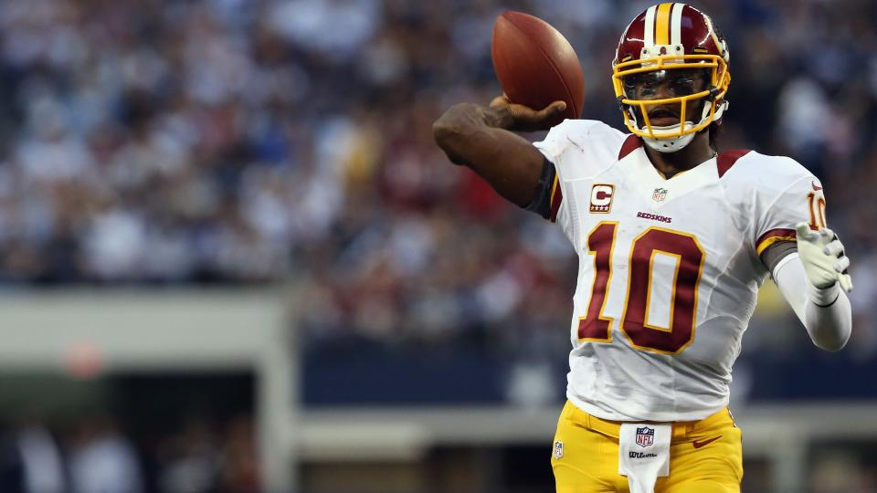 Redskins starters will play at least one quarter against Browns