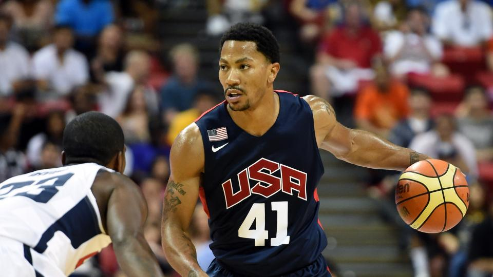 Bulls PG Derrick Rose: 'My game is totally different'