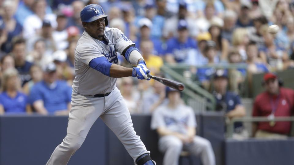 Report: Dodgers' Juan Uribe expects to go on DL after straining hamstring