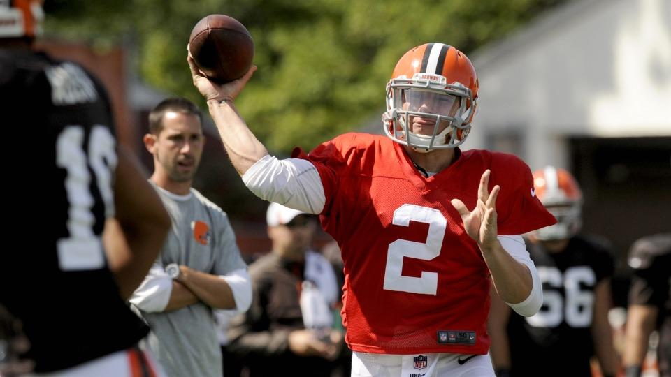 Johnny Manziel: 'I don't think I'm ready for Pittsburgh right now'