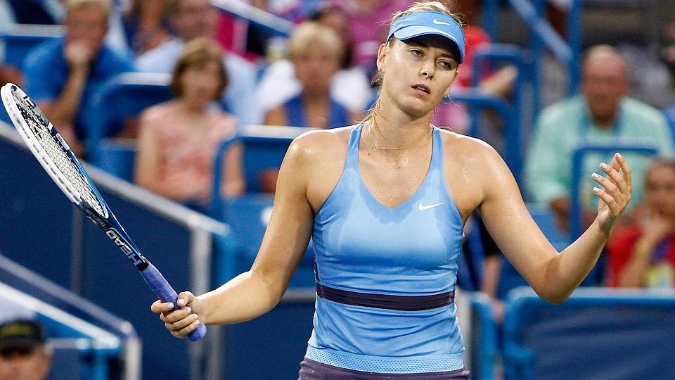 Maria Sharapova mocks Ana Ivanovic's medical break during loss